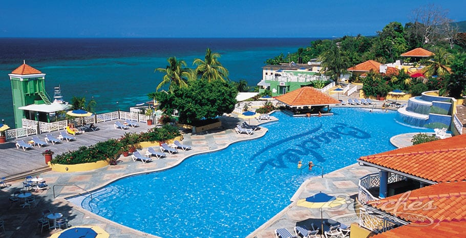 beaches resorts all inclusive vacations in the caribbean