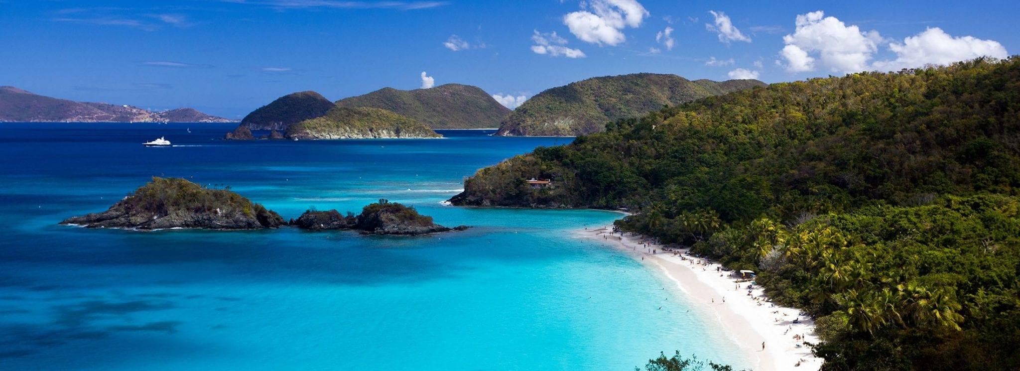 U S Virgin Islands Destination Weddings