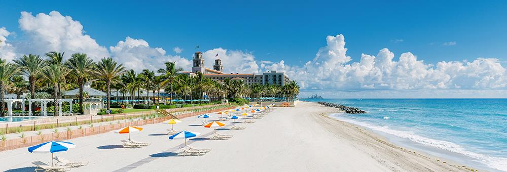 Breakers Palm Beach Beaches