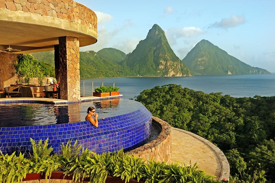 Celebrity Jade Mountain