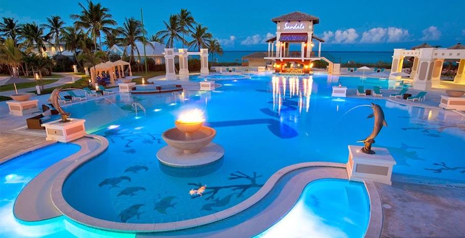 Celebrity Sandals Emerald Bay