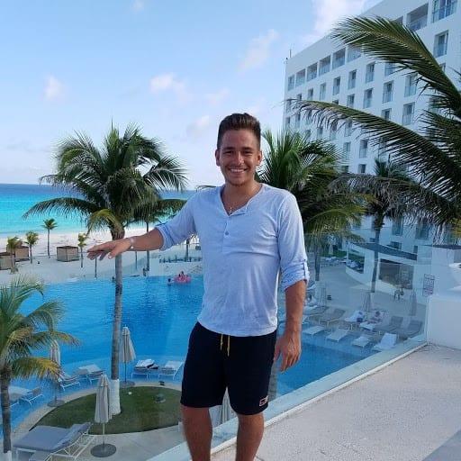 Travel agent Josh