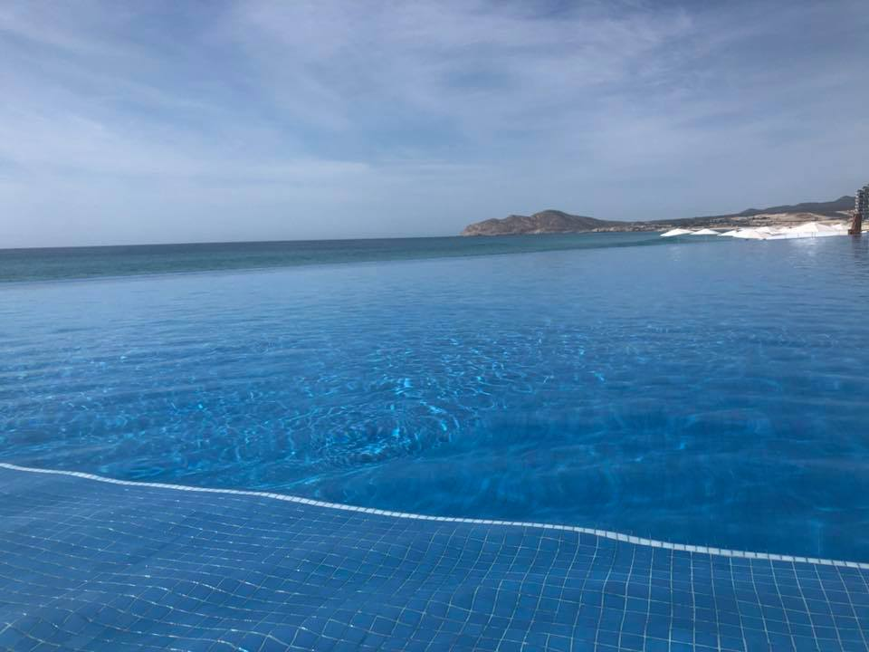 Le Blanc Infinity Pool