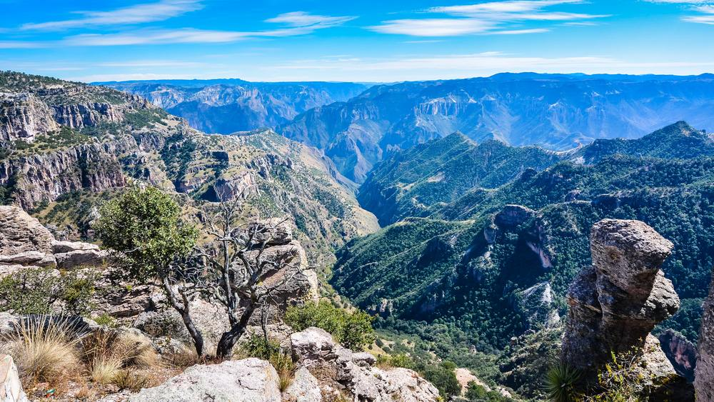Mexico 9 - copper canyon edit