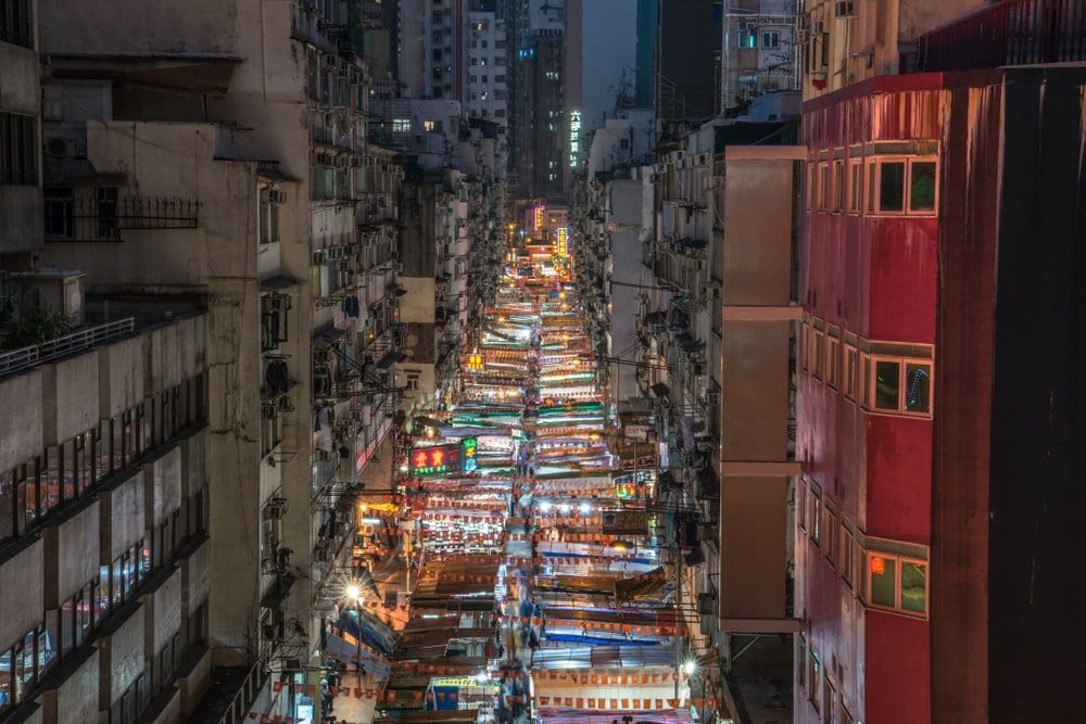 China - Hong Kong