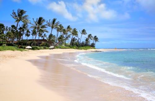 US beaches poipu
