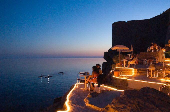 Italy - Dubrovnik Buza Bar