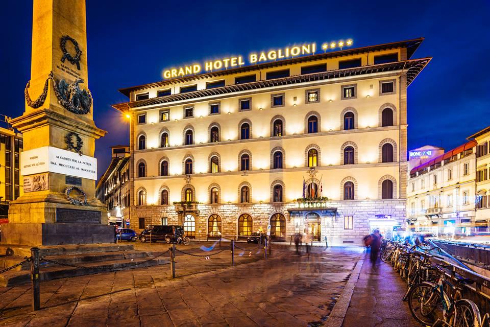 Italy - Grand Hotel Baglioni