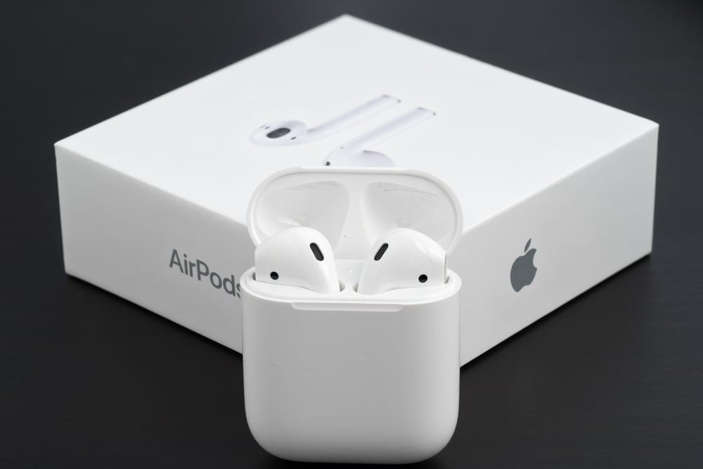 gift guide - airpods