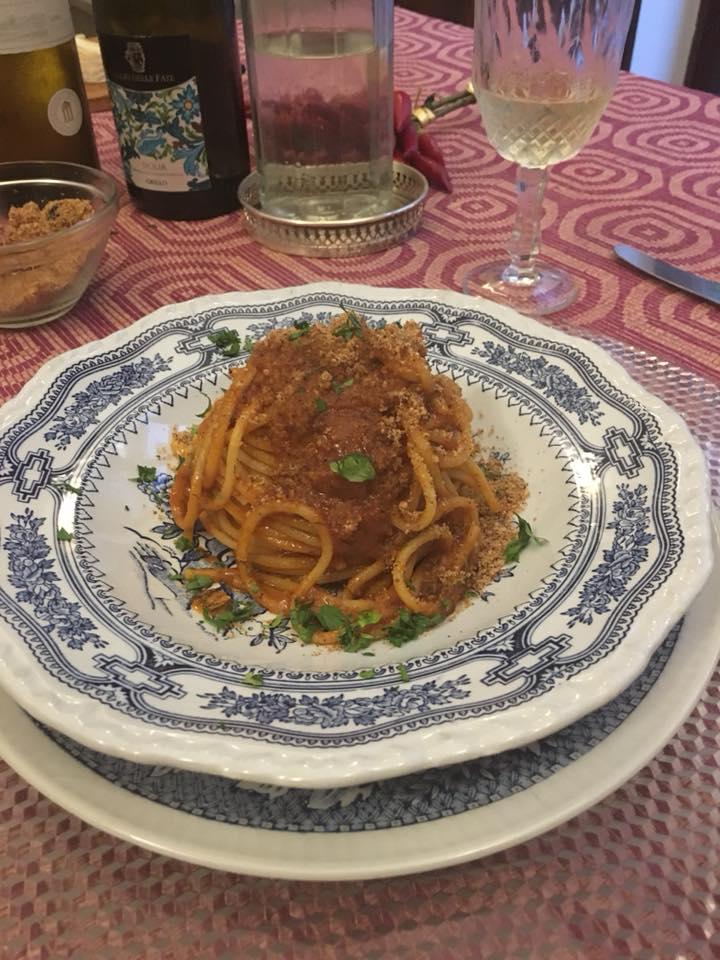 Sicily - Palermo food 3