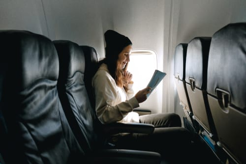travel talk anxiety