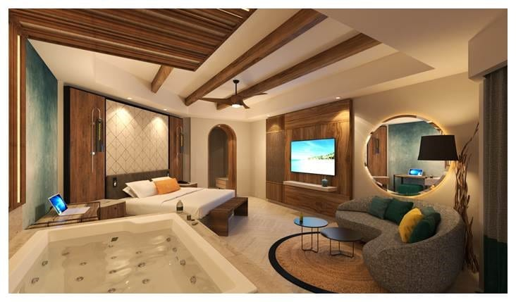 Hilton Playa del Carmen 1