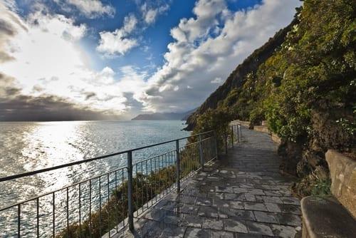 Italy Love Walk