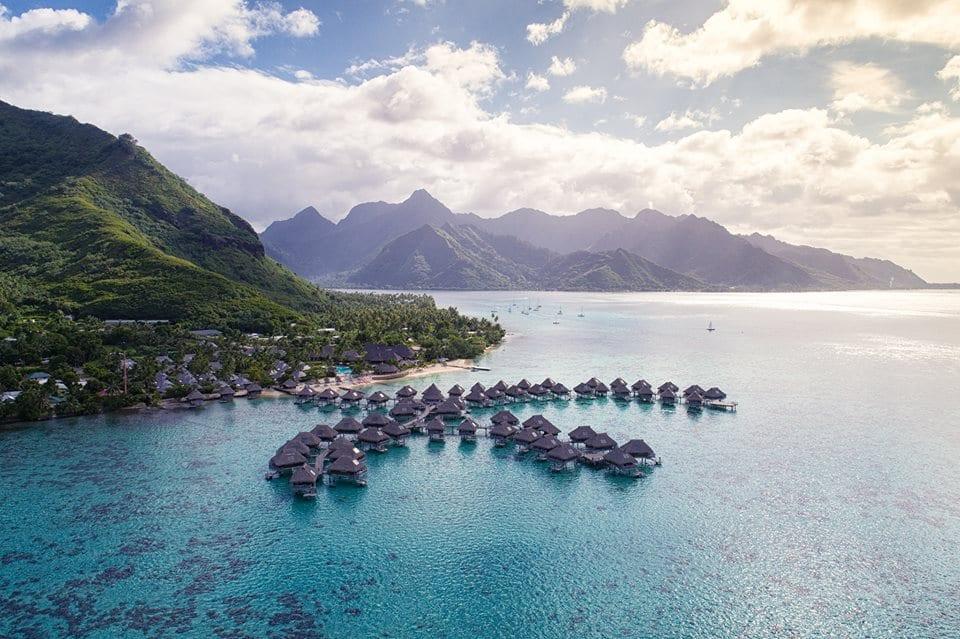 Tahiti - Hilton Moorea Lagoon