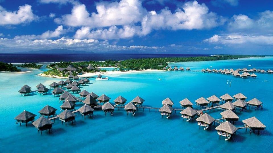 Tahiti - Le Meridien Bora Bora