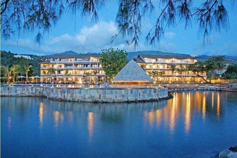 Tahiti - Manava Suite Resort Tahiti