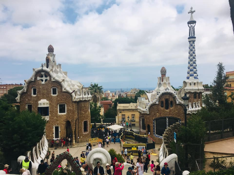 Barcelona Gaudi 8