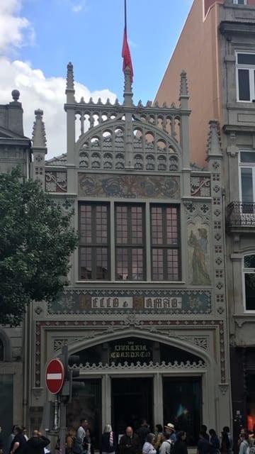 Porto bookshop 1