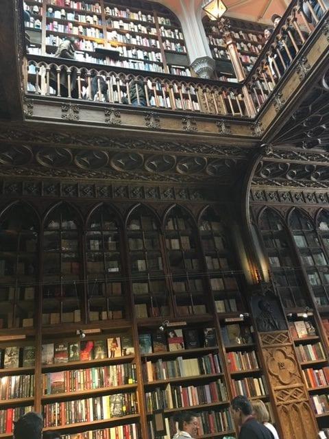 Porto bookshop 2