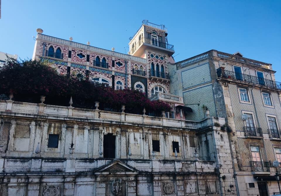 Lisbon Portugal Main