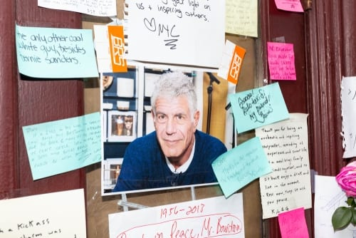 travel tips bourdain