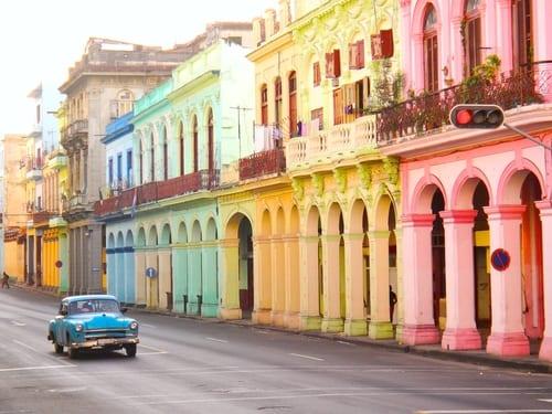 Overtourism Cuba