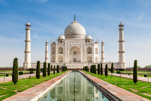 seven wonders taj small